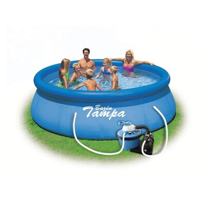 Marimex Bazén Tampa 3,66 x 0,91 m s filtrací PF4
