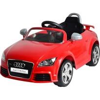 Buddy Toys BEC 7121 Elektrické autíčko Audi TT, červená