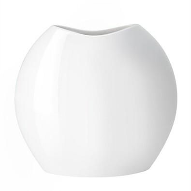 ASA Selection váza Moon 32 cm bílá