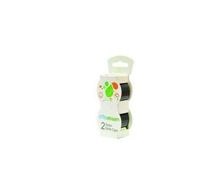 Sodastream víčko šedé na plastové lahve 2 ks