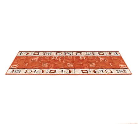 Kobercový běhoun Zara cihlová, 70 x 300 cm