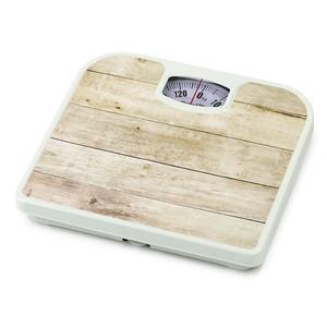 Osobní váha Plank Maple, bílá