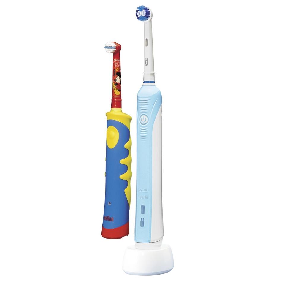 Oral-B Family pack PC 500 + D 10 K