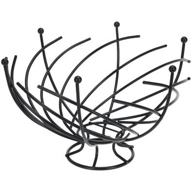 Kovový košík na ovocie, pr. 33 cm