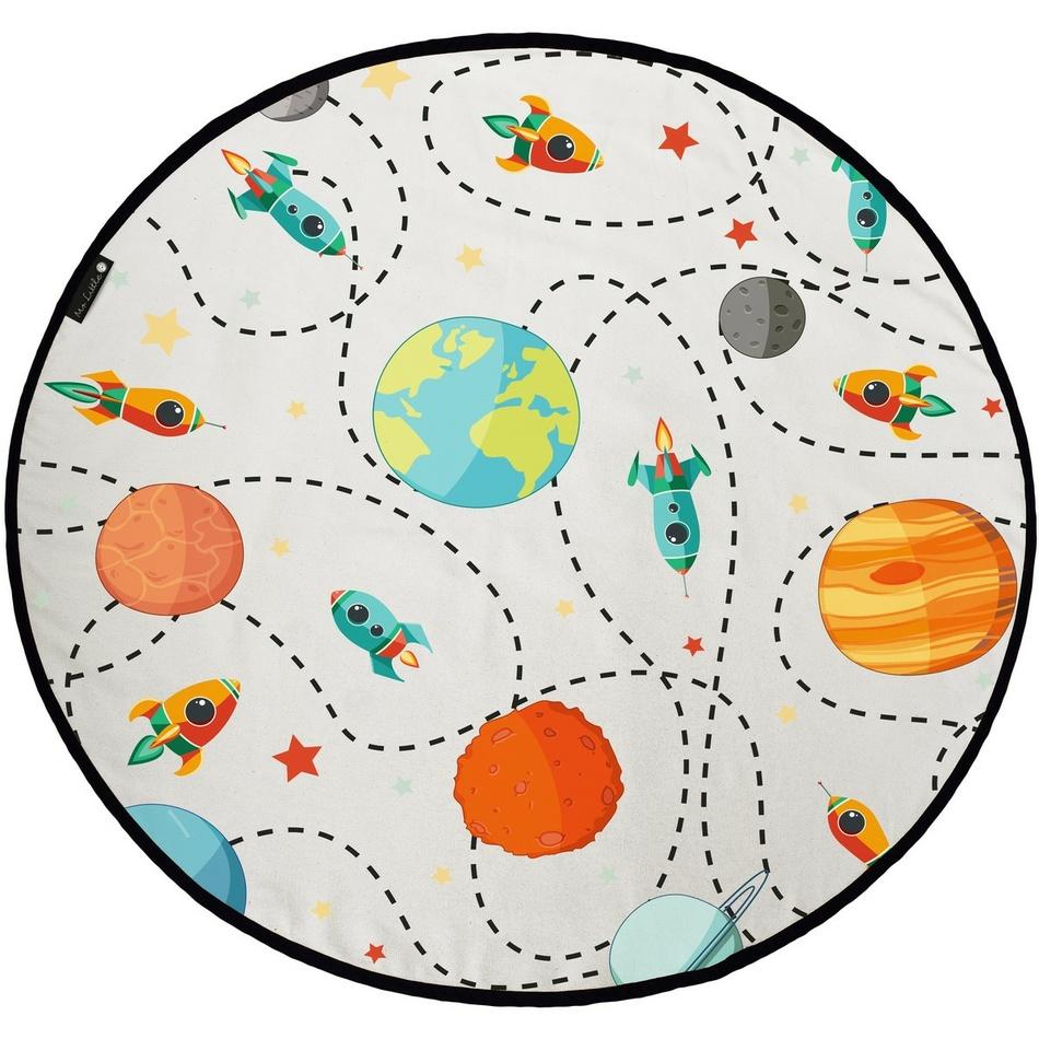 Butter Kings Dětský koberec The universe, 130 cm