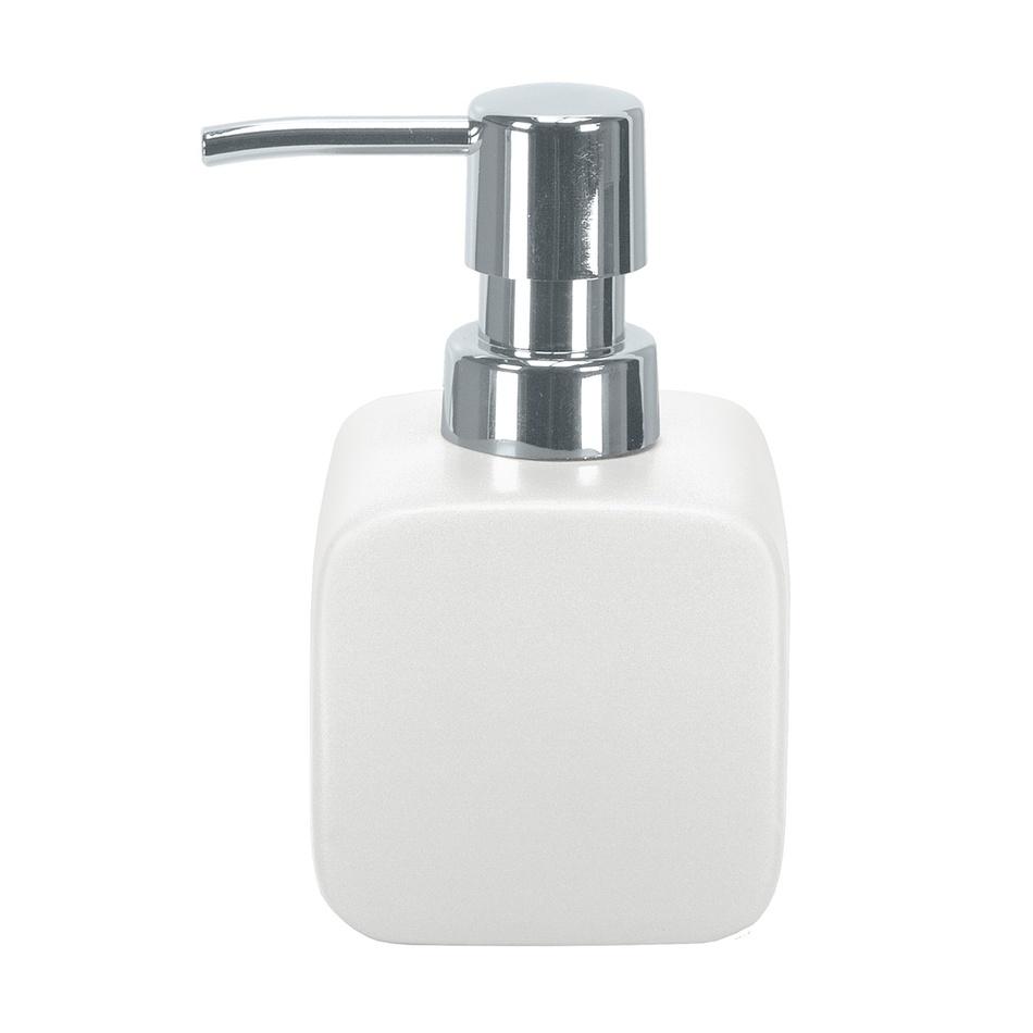 Produktové foto Kleine Wolke dávkovač mýdla Cubic bílá