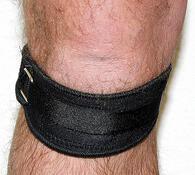 Bandáž na kolenní vazy