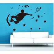Samolepicí dekorace skate