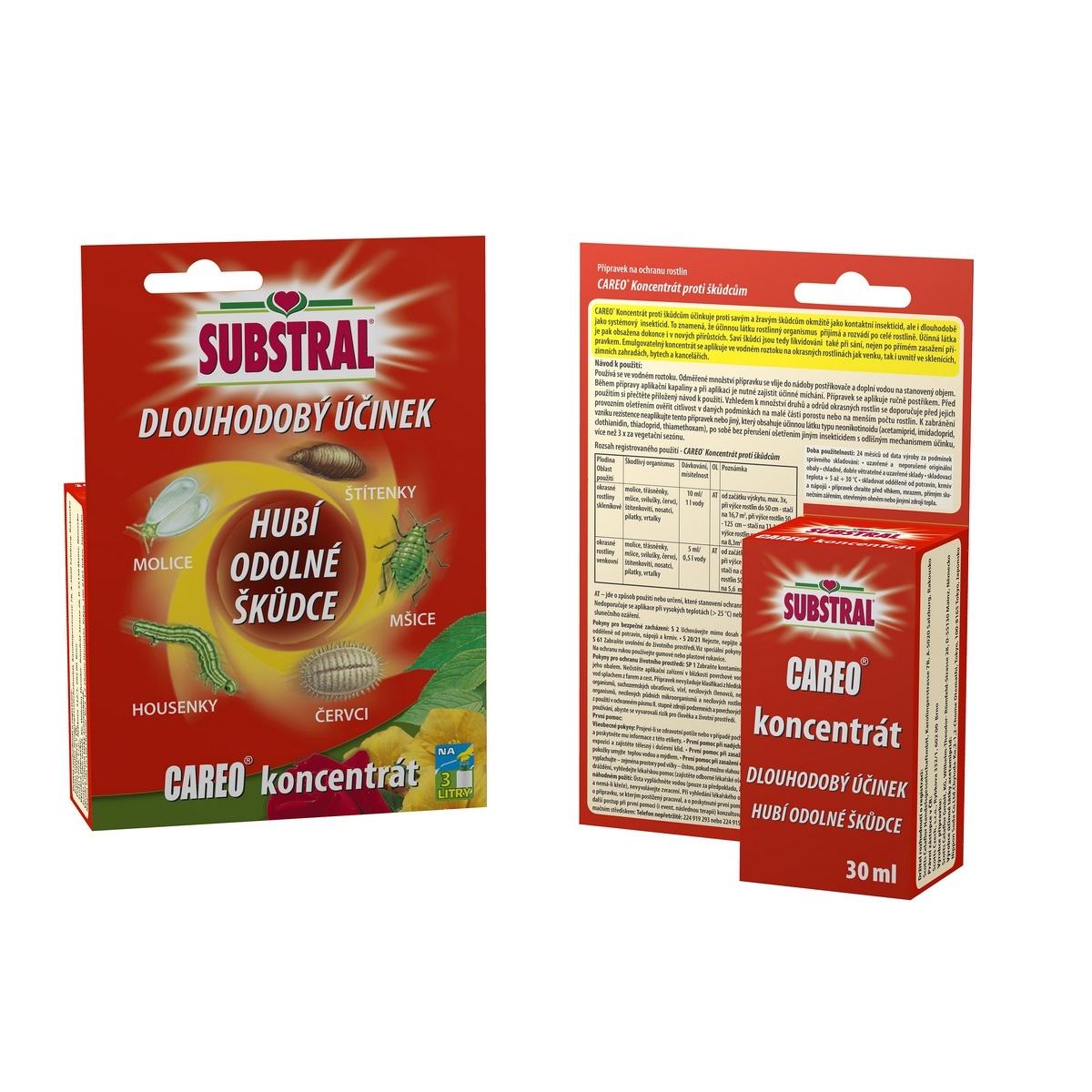 Substral Careo koncentrát, 30 ml