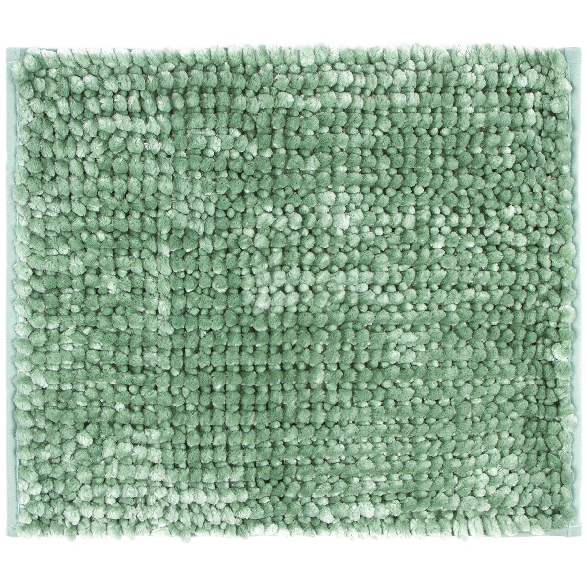 BO-MA Koupelnová předložka Ella micro zelená, 40 x 50 cm