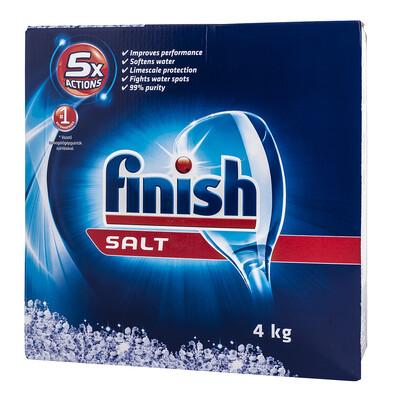 Finish Calgonit sůl do myčky 4 kg