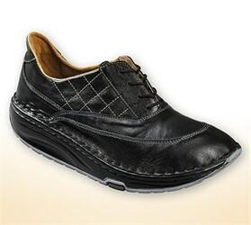 Dámské boty s aktivní podrážkou, černá