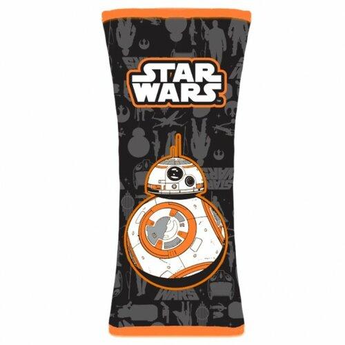 Návlek na bezpečnostní pás Star Wars BB-8, 19 x 8 cm