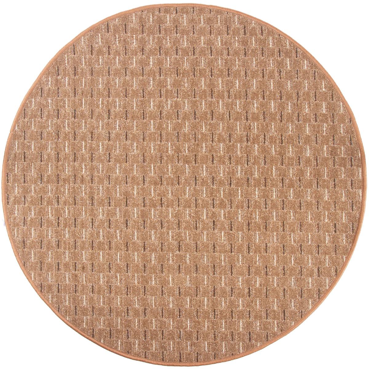 Vopi Kusový koberec Valencia hnědá, 120 cm