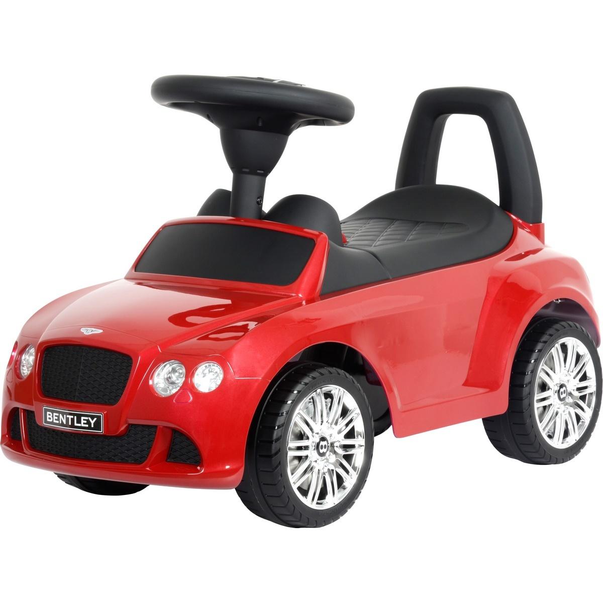 Odrážedlo Buddy Toys Bentley červené