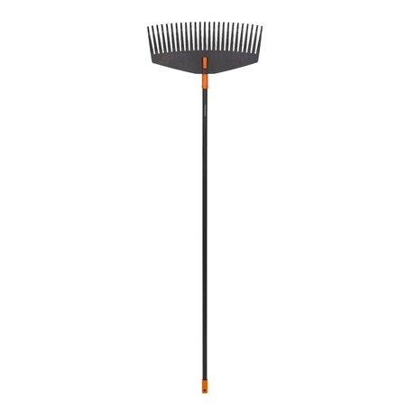 Fiskars Solid Hrable na lístie s násadou,komplet L