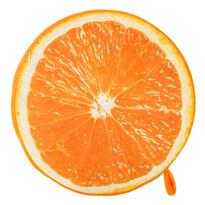 Narancs székpárna, 40 cm
