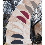 Nášlap na schody Birmingham, hnědá, 24 x 65 cm