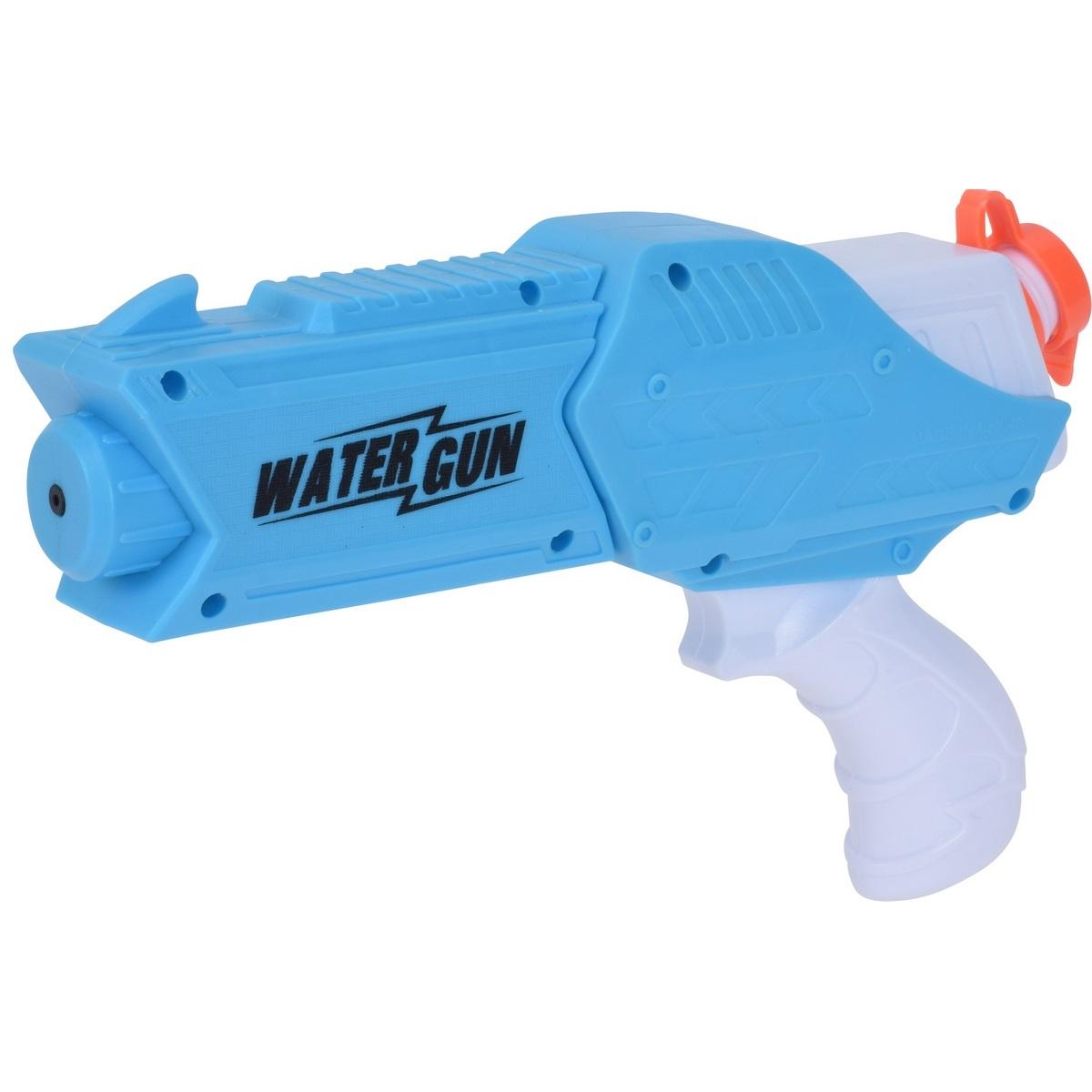 Koopman Vodní pistole modrá, 23 cm
