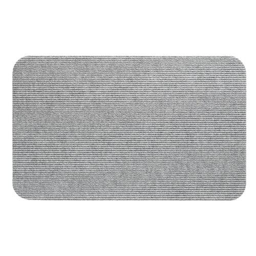 Rohožka Quick step šedá, 40 x 60 cm