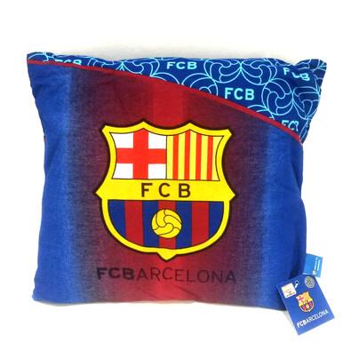 Polštářek FC Barcelona Gradient, 40 x 40 cm