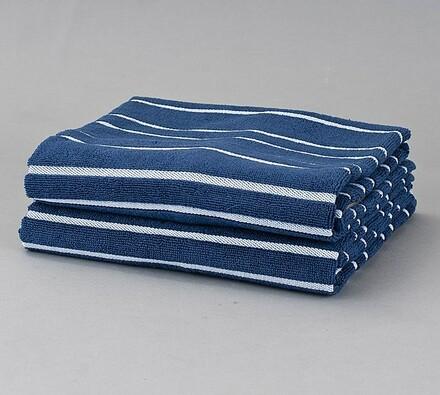 Ručník Marino modrá, 50 x 90 cm, sada 2 ks