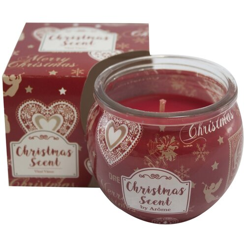 Vonná sviečka Christmas Scent, 85 g