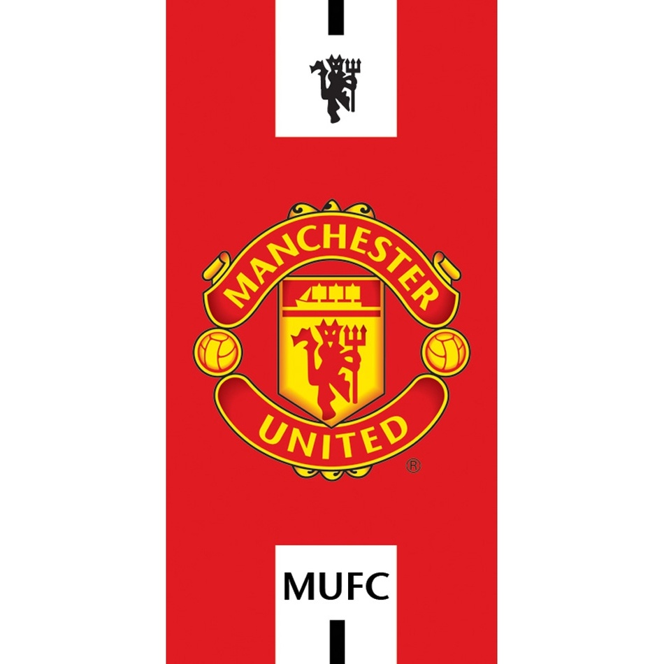 Tip Trade Osuška Manchester United, 70 x 140 cm