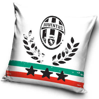 Vankúšik Juventus FC Vittoria, 40 x 40 cm