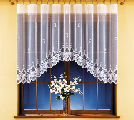 Záclona Iveta, 250 x 120 cm