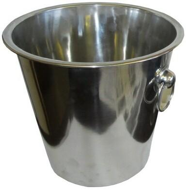 Chladič na šampaňské nerez 21,5 x 21 cm