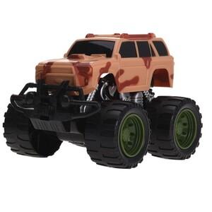 Monster truck červená, 16 cm