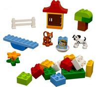 Lego Duplo Box s kostkami, vícebarevná