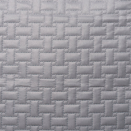 4Home Doubleface ágytakaró, türkiz/szürke, 220 x 240 cm, 2 db - 40 x 40 cm