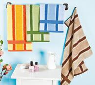 bavlněné ručníky