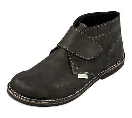 Orto Plus Dámská obuv kotníčková zateplená vel. 42 černá