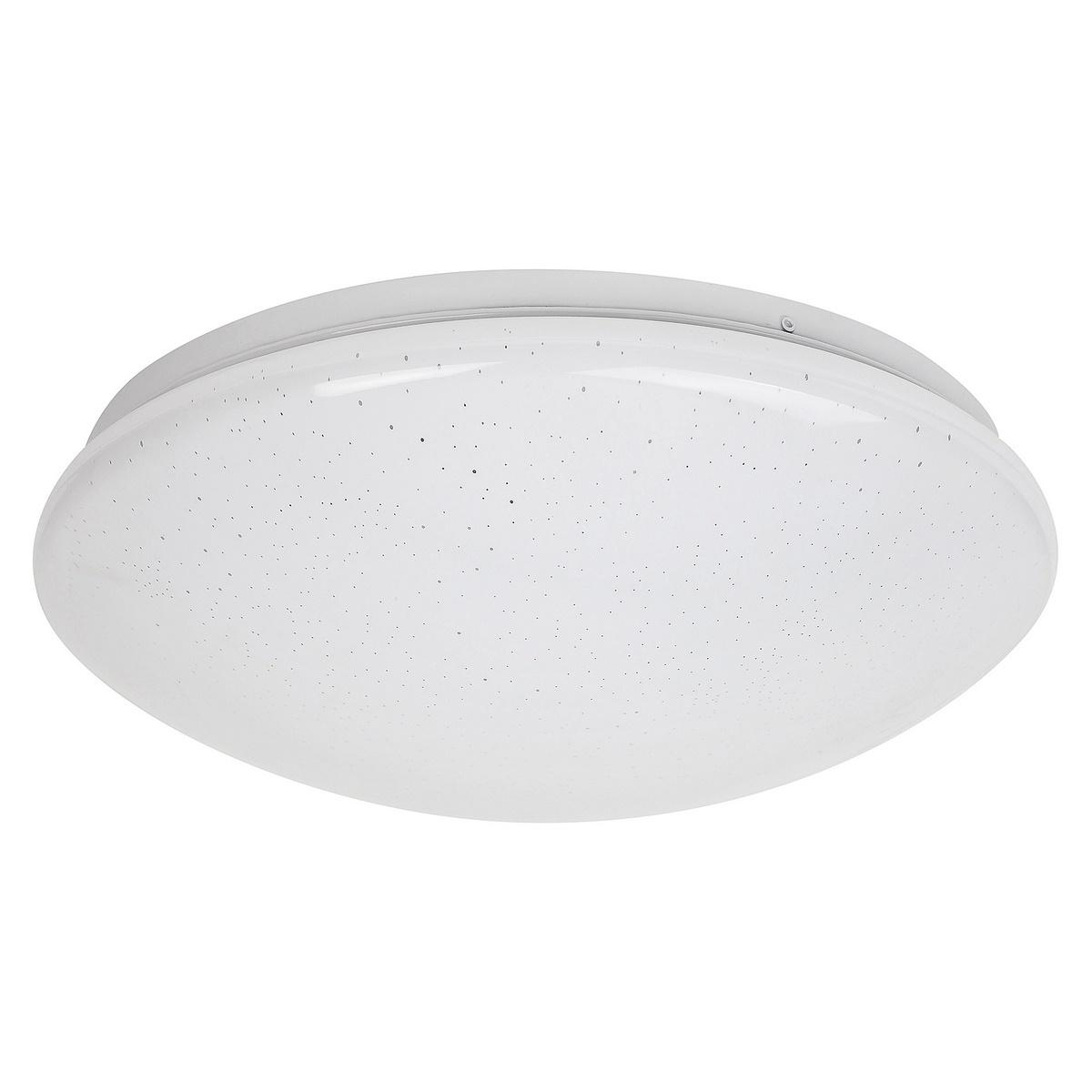 Fotografie Rabalux 3937 Lucas Stropní LED svítidlo bílá, pr. 33 cm