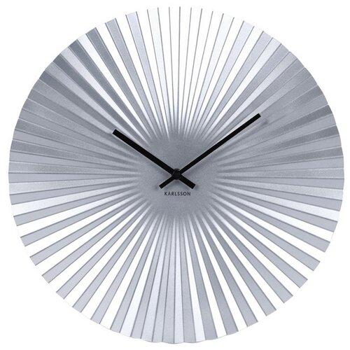 Karlsson 5657SI zegar ścienny, 40 cm