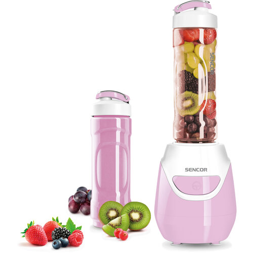Blender smoothie Sencor SBL 3208RS, roz