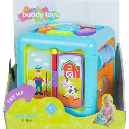 Buddy Toys BBT 3030 Kostka Discovery