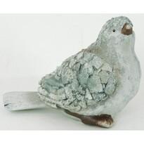 Záhradná dekorácia Vtáčik, 23 cm