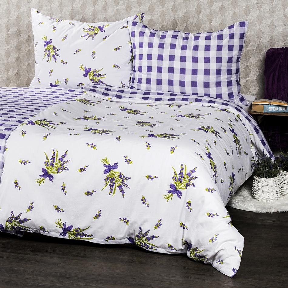 4Home Bavlnené obliečky Provence, 140 x 220 cm, 70 x 90 cm