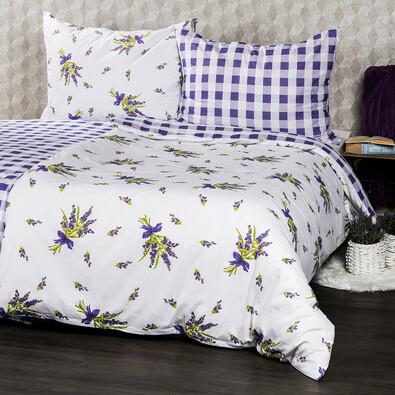 4Home Provence pamut ágynemű, 140 x 220 cm, 70 x 90 cm