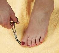 Štípací kleště a nůžky na nehty