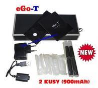 Elektronická cigareta eGo-T 900mAh 2ks s příslušenstvím