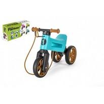 Teddies Odrážedlo Funny wheels Rider SuperSport 2v1, modrá