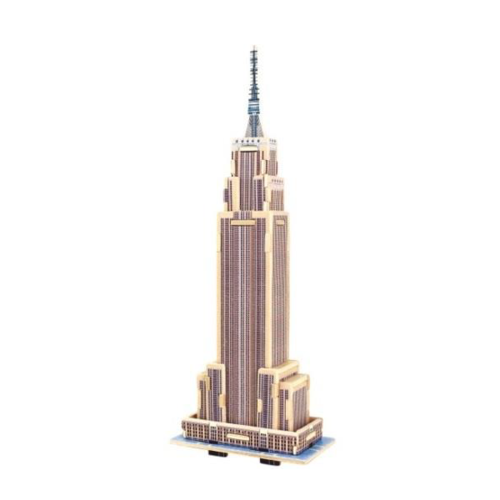 VOG Educa 3D puzzle dřevěné Mini Monument Empire State Building