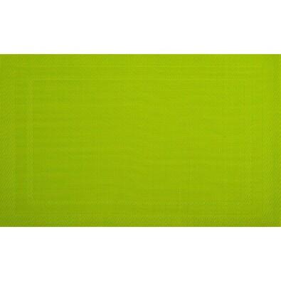 Prostírání Ambition, zelená, 30 x 45 cm, sada 4 ks