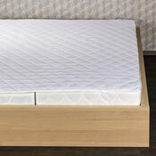 Chránič matraca prešitý z dutého vlákna, 180 x 200 cm
