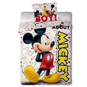 Detské obliečky Mickey micro, 140 x 200 cm, 70 x 90 cm